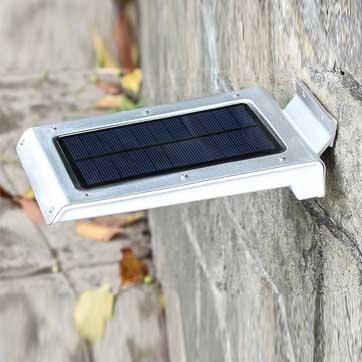 Lamp Synhwyrydd Cynnig Solar