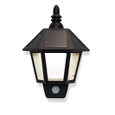Solar Lamp gyda Synhwyrydd Cynnig